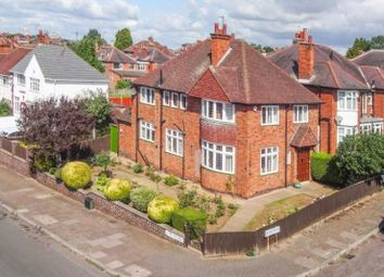 Thumbnail 4 bed detached house for sale in Kingsway Road, Evington, Leicester