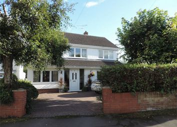 Thumbnail 4 bed detached house for sale in Broadmead Crescent, Bishopston, Swansea