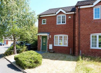 Thumbnail 3 bed mews house to rent in Royal Drive, Fulwood, Preston