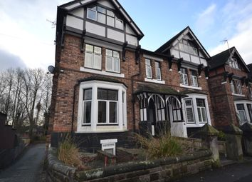 Thumbnail 2 bed flat to rent in Sidmouth Avenue, Newcastle