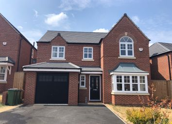Thumbnail 4 bed detached house for sale in St. Marys Way, Elmesthorpe, Leicester