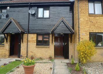 Thumbnail 2 bed terraced house to rent in Deerhurst Close, Feltham