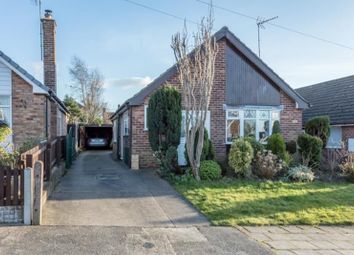 Thumbnail 3 bed detached house for sale in Welwyn Avenue, Mansfield, Nottinghamshire