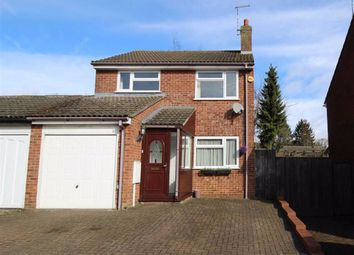 Thumbnail 3 bed detached house for sale in Balliol Road, Daventry