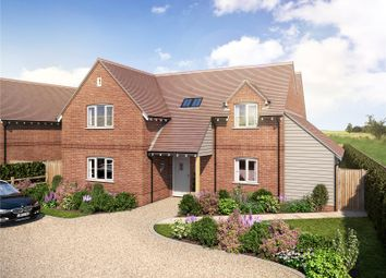Thumbnail 4 bed detached house for sale in Rye Common, Odiham, Hook