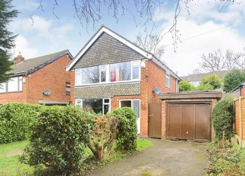 Thumbnail 3 bed detached house for sale in Buxton Lane, Marple, Stockport, Cheshire