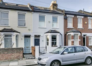 Thumbnail 3 bed terraced house for sale in Mendora Road, Fulham, London
