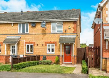 Thumbnail 2 bedroom end terrace house for sale in Tierney Drive, Tipton