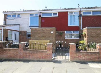 Thumbnail 3 bed terraced house for sale in Bray Close, Wallsend