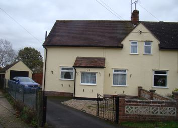 Thumbnail 3 bed semi-detached house to rent in Bendlowes Road, Great Bardfield