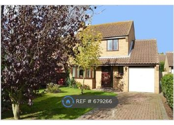 Thumbnail 4 bedroom detached house to rent in Farleigh Fields, Orton Wistow, Peterborough