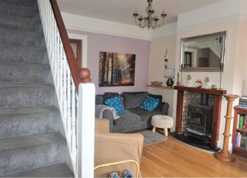 Thumbnail 2 bed terraced house for sale in Factory Place, Denbigh