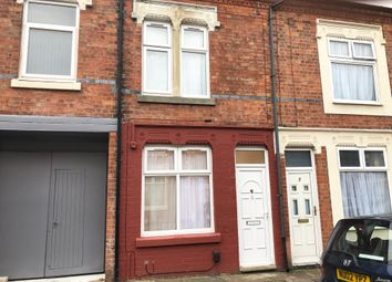 Thumbnail 3 bed terraced house to rent in Stanhope Street, Evington, Leicester