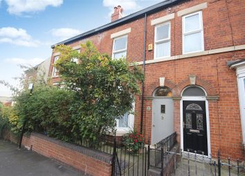 Thumbnail 3 bedroom terraced house for sale in St. Barnabas Road, Sheffield