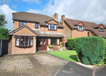 Thumbnail 4 bed detached house for sale in Eden Vale, Worsley, Manchester