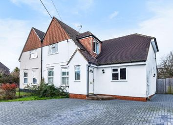 Thumbnail 5 bedroom semi-detached house for sale in Cholsey, Wallingford