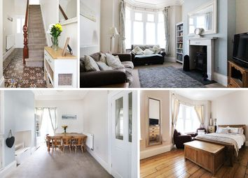 Thumbnail 4 bed terraced house for sale in Beda Road, Canton, Cardiff