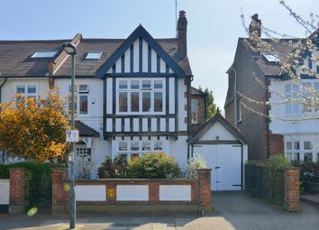 Thumbnail 5 bed terraced house to rent in Madrid Road, Barnes