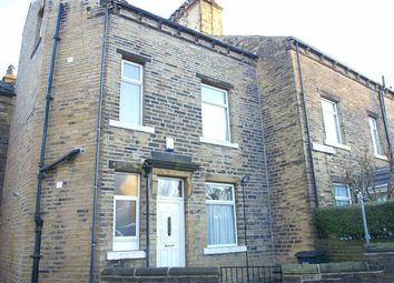 Thumbnail 2 bedroom end terrace house to rent in Swires Terrace, Halifax