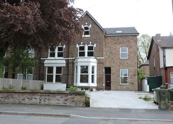 Thumbnail 2 bedroom flat to rent in Stanley Road, New Ferry, Wirral