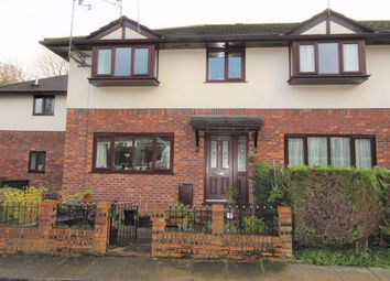 Thumbnail 3 bed mews house for sale in Bankfield Road, Woodley, Stockport