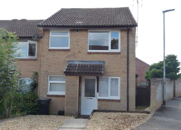 Thumbnail 1 bed end terrace house to rent in Gainsbourough Way, Yeovil