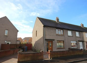 Thumbnail 3 bed end terrace house for sale in Main Street, Carronshore, Falkirk
