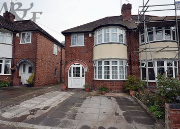 Thumbnail 3 bedroom semi-detached house for sale in Allman Road, Erdington, Birmingham