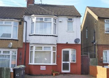 Thumbnail 3 bedroom semi-detached house for sale in Beverley Road, Luton, Bedfordshire