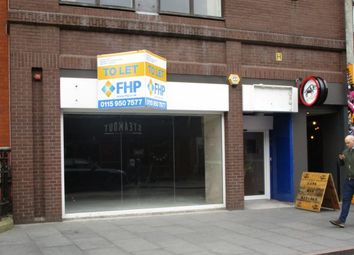 Thumbnail Retail premises to let in 17 Granby Street, Granby Street, Leicester
