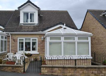 Thumbnail 3 bed semi-detached bungalow for sale in Willow Bank Close, Allerton, Bradford