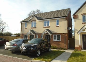 Thumbnail 3 bedroom semi-detached house for sale in Coracle Close, Saxon Grove, Shrewsbury