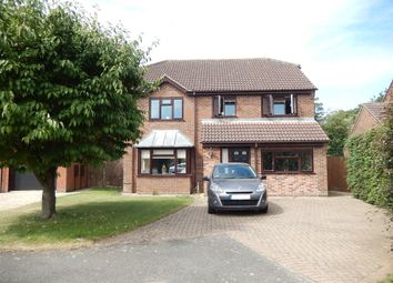 4 bed detached house for sale in Chesham Drive, Baston, Peterborough PE6