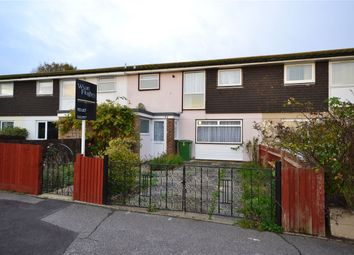 Thumbnail 3 bed terraced house to rent in Scutes Close, Hastings, East Sussex