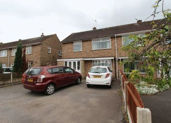 Thumbnail 3 bed semi-detached house for sale in Westgate, Aldridge, Walsall