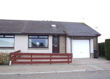 Thumbnail 2 bed bungalow to rent in Ness Circle, Ellon