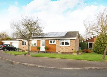 Thumbnail 3 bed bungalow for sale in Bowden Avenue, Barlborough, Chesterfield, Derbyshire