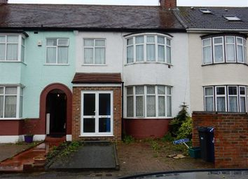 Thumbnail 2 bed flat to rent in Ruskin Road, Southall, Middlesex