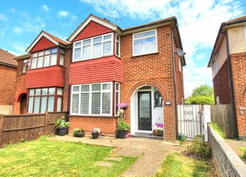 Thumbnail 3 bed semi-detached house for sale in Bicester Road, Aylesbury