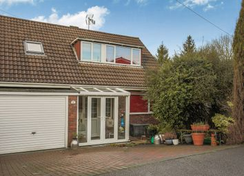 Thumbnail 3 bed semi-detached house for sale in Hillcrest Close, Kingsley Holt, Stoke-On-Trent