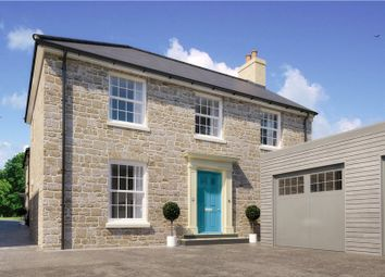 Thumbnail 4 bed detached house for sale in (8 Francis Mews), Hogshill Street, Beaminster, Dorset.