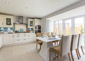 """Thumbnail 4 bed detached house for sale in """"Exeter"""" at Rush Lane, Market Drayton"""