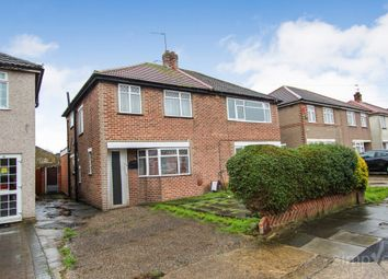 Thumbnail 3 bed semi-detached house for sale in Chaucer Avenue, Hayes