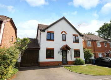 Thumbnail 4 bed detached house for sale in Shropshire Gardens, Warfield, Berkshire