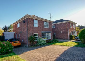 Thumbnail 4 bedroom detached house for sale in Campion Way, Hartley Wintney, Hook