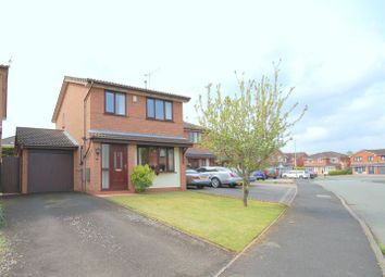 Thumbnail 3 bed detached house for sale in Charlcote Crescent, Crewe