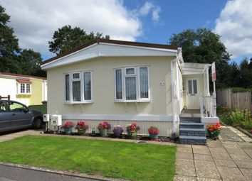 Thumbnail 2 bed mobile/park home for sale in Station Hill, Curdridge, Southampton