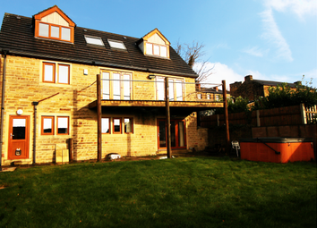 Thumbnail 5 bed detached house for sale in Edge Road, Dewsbury, West Yorkshire
