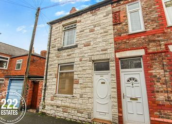 Thumbnail 2 bed terraced house to rent in Amelia Street, Warrington