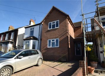Thumbnail 4 bedroom detached house for sale in West View Road, Swanley, Kent